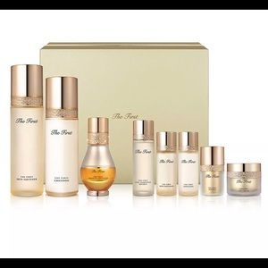 OHUI-THE FIRST ANTI AGING HOLIDAY SET (NEW)